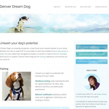 Denver Dream Dog