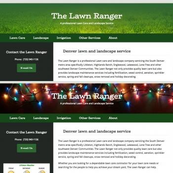 The Lawn Ranger