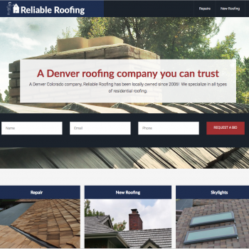 Reliable Roofing Denver